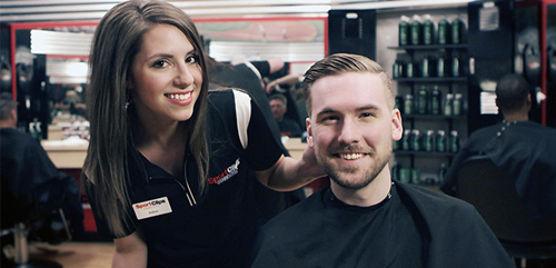 Sport Clips Haircuts of Palm Desert  Haircuts